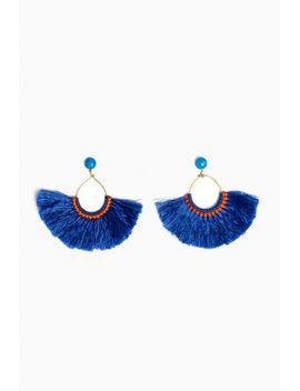 Blue Zuha Earrings by Tuckernuck
