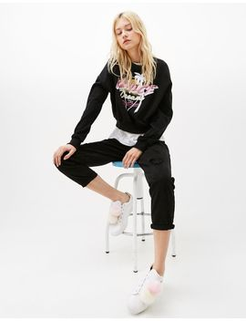 jeans-mom-fit-high-waist by bershka