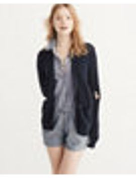 Classic Cardigan by Abercrombie & Fitch