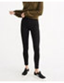 High Rise Ultra Skinny Jean Leggings by Abercrombie & Fitch