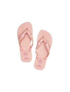 Charlotte's Web Havaianas by Charlotte Olympia