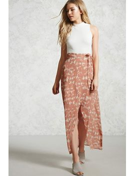 abstract-print-maxi-skirt by forever-21