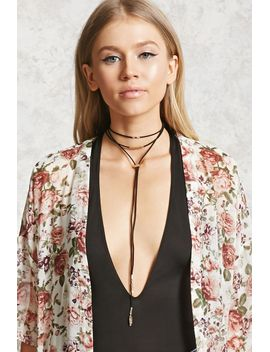 layered-choker-necklace by forever-21