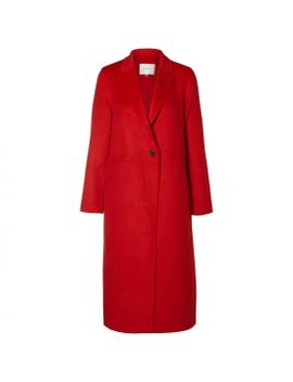 Coat Mimi Flame Scarlett by Selected Femme