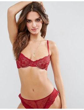 asos-ria-basic-lace-mix-&-match-underwire-bra by asos-collection