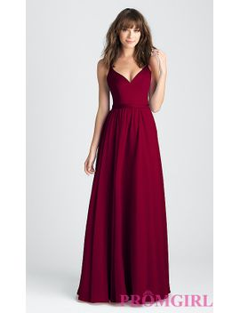 PromGirl Red Dress