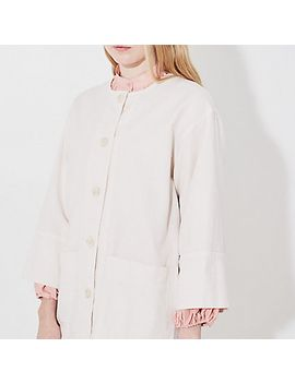 Trujillo Day Coat by Apiece Apart
