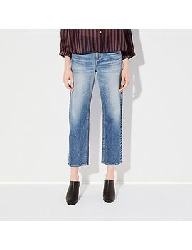 Cropped Classic Jean by Steven Alan