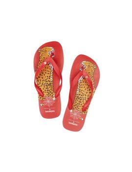 Bruce Havaianas by Charlotte Olympia
