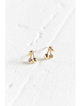 18k Gold Plated Icon Post Earring by Urban Outfitters