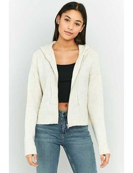 Bdg Knitted Hoodie by Urban Outfitters