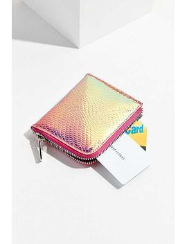 Stamped Wallet by Urban Outfitters
