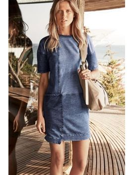 Indigo Denim Patch Dress Leather/Suede Mix Hobo Bag Silver Plate Ring Pack Sparkle Bangle Pack Superga® Metallic 2750 Cotu Classic Indigo Patch Top by Next