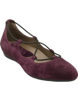 Earthies Essen Ghillie Flat (Women's) by Earthies