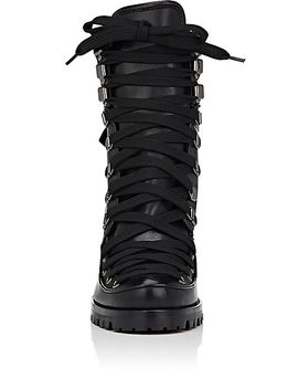 who-runs-leather-ankle-boots by christian-louboutin