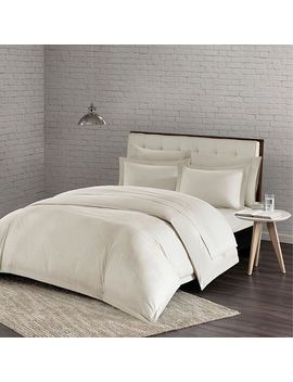 Shoptagr Urban Habitat Comfort Wash Duvet Cover Set By Kohl S