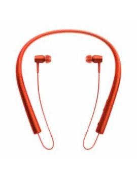 Sony In Ear Wireless Headphones With High Resolution Audio   Cinnabar Red by Sony