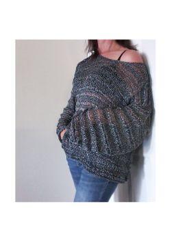 0d5c25abab305 free-shipping-usahand-knit-sweaterloose-sweaterknit-silk--blousewomen