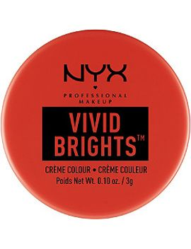vivid-brights-crème-color by nyx-professional-makeup