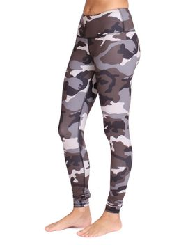 High Waisted Ferocity Camo by Anjali
