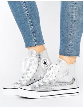 converse-chuck-taylor-metallic-hi-tops-in-snake-leather by converse