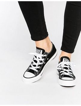 converse-chuck-taylor-all-star-core-black-ox-sneakers by converse