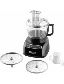 kitchenaid-kfp0711ob-7-cup-food-processor,-onyx-black by kitchenaid