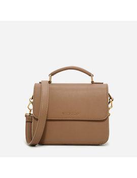 Charles & Keith Basic Front Flap Crossbody Bag