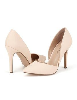 dream-pairs-womens-oppointed-dress-pump-stiletto-heel-shoes by dream-pairs