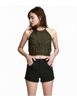 ribbon-embroidered-top by h&m