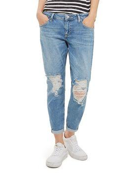 lucas-rip-boyfriend-jeans by topshop