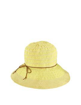 Womens Suede Tie Floppy by San Diego Hat