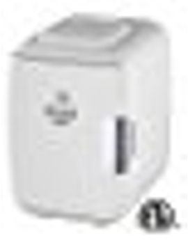 cooluli-mini-fridge-electric-cooler-and-warmer-(4-liter_6-can):-ac_dc-portable-thermoelectric-system-w_exclusive-on-the-go-usb-power-bank-option-(white) by cooluli