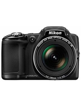 nikon-coolpix-l830-ultra-zoom-digital-camera-with-16-megapixels,-34x-optical-zoom-with-4-136mm-lens-(available-in-multiple-colors) by nikon