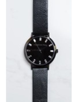 Christian Paul The Strand Luxe 43mm Watch by Beginning Boutique