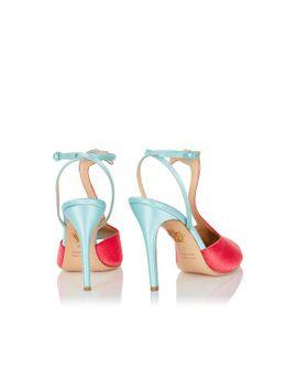 Flamingo Sandal by Charlotte Olympia