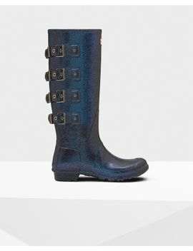 Women's Original Tall Mercury Starcloud Rain Boots by Hunter