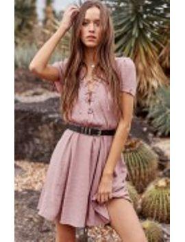 Mali Dress Blush by Beginning Boutique