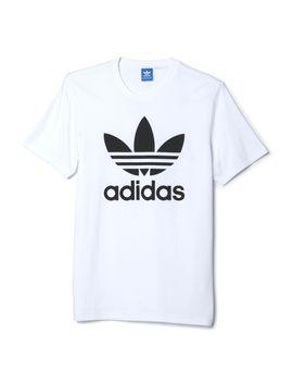 Adidas Original Trefoil (White) T Shirt by Ambush Board Co
