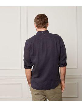 Garment Dyed Linen Shirt by Jack Spade