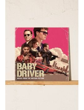 various-artists---baby-driver-soundtrack-2xlp by urban-outfitters