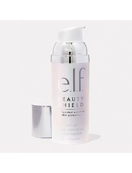 E.L.F. Skincare Beauty Shield Spf 50 Skin Shielding Moisturizer by Eyes Lips Face Cosmetics