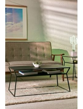 Shoptagr Osaka Metal Coffee Table By Urban Outfitters - Osaka coffee table