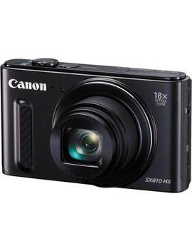 Canon Power Shot Sx610 20.2 Mp Hs Cmos Camera   Black by Canon