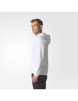essentials-3-stripes-wind-jacket by adidas