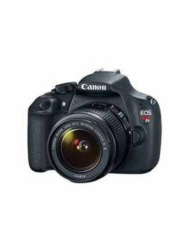 Canon Eos Rebel T5 18 55 Is Ii Kit by Canon