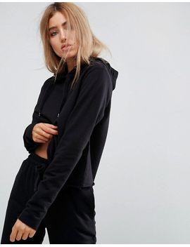 asos-lounge-mix-&-match-raw-edge-set-in-black by asos-brand