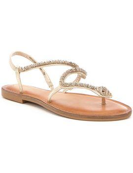 Shoptagr Antonio Melani Seraphina Snake Sandals By