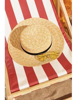 Frs Straw Hat by Designer