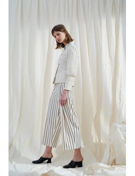 Frs Pinstripe Culottes by Designer